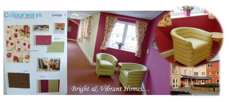 Bight & Vibrant homes